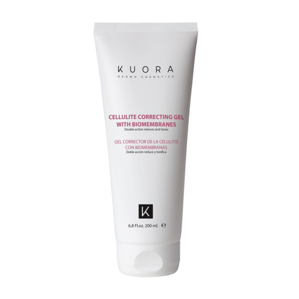 CELLULITE CORRECTING GEL WITH BIOMEMBRANES