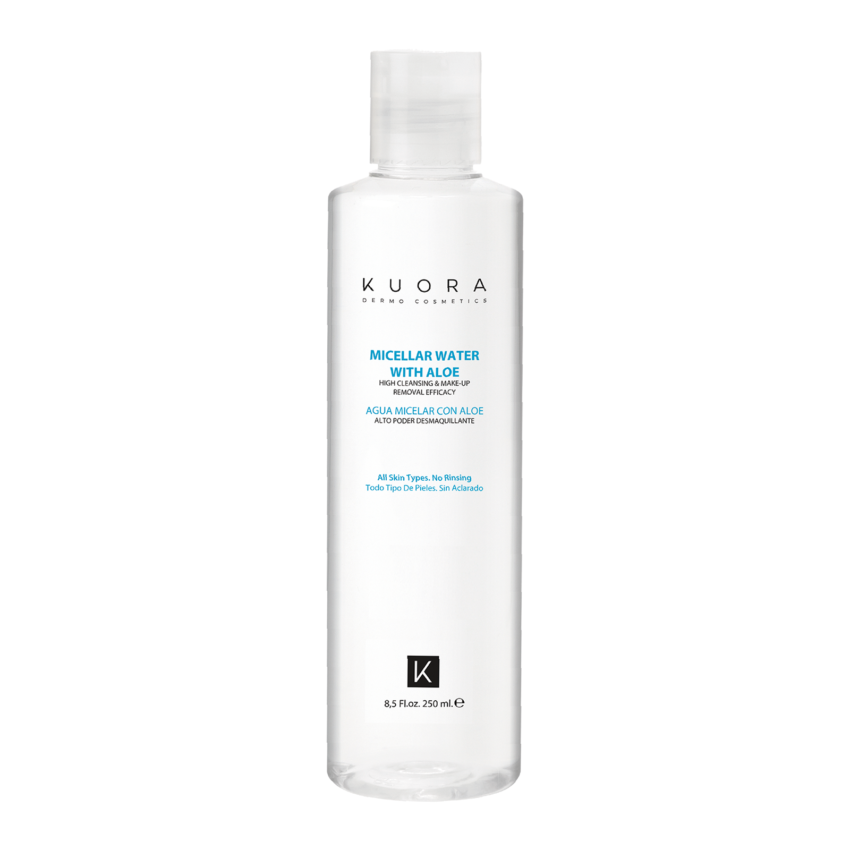 MICELLAR WATER WITH ALOE